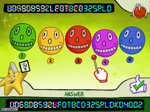 Screenshot for Cranium Kabookii on Wii - on Nintendo Wii U, 3DS games review