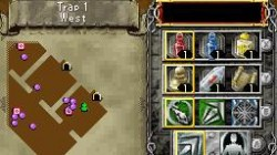 Screenshot for Dungeon Explorer - click to enlarge
