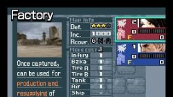 Screenshot for Advance Wars: Dark Conflict - click to enlarge
