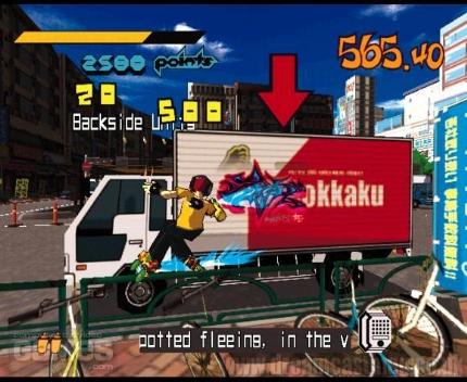 Image for Rumour: Jet Set Radio to Return on Wii?
