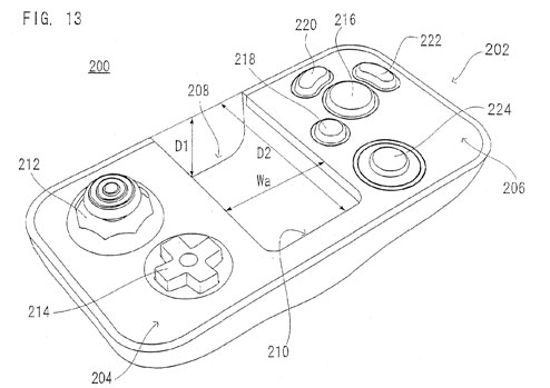 Image for Original Classic Controller Patent Revealed?