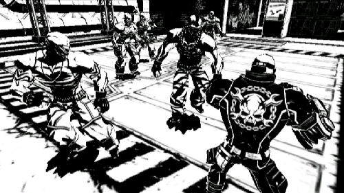 Madworld Wii Review