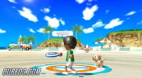 Screenshot for Wii Sports Resort on Wii