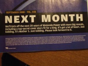 Image for Another Teaser from Nintendo Power
