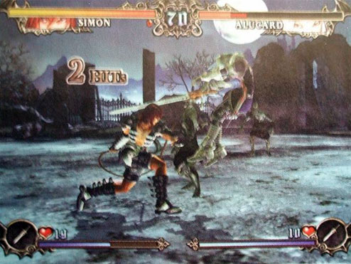 Image for Castlevania Heading to Wii as a Fighter