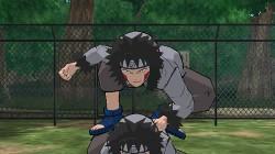 Screenshot for Naruto: Clash of Ninja Revolution - click to enlarge