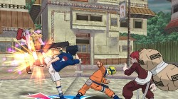 Screenshot for Naruto: Clash of Ninja Revolution - click to enlarge