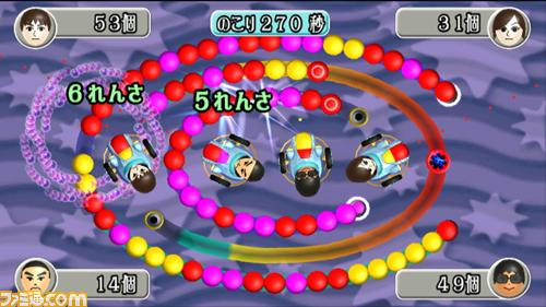 Screenshot for Actionloop Twist on WiiWare- on Nintendo Wii U, 3DS games review