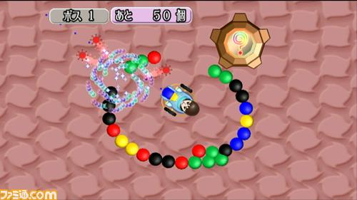 Screenshot for Actionloop Twist on WiiWare - on Nintendo Wii U, 3DS games review
