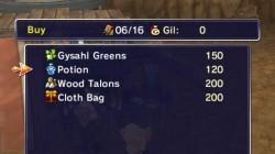 Screenshot for Final Fantasy Fables: Chocobo