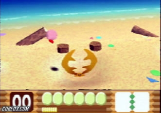 Screenshot for Kirby 64: The Crystal Shards on Nintendo 64 - on Nintendo Wii U, 3DS games review