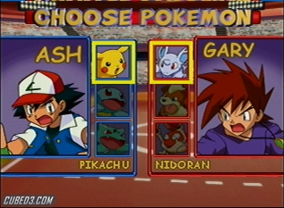 Screenshot for Pokemon Puzzle League on Nintendo 64