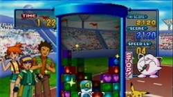 Screenshot for Pokemon Puzzle League - click to enlarge
