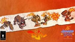 Screenshot for Doodle Hex - click to enlarge