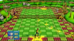 Screenshot for SEGA Superstars Tennis - click to enlarge