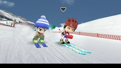 Screenshot for Family Ski - click to enlarge