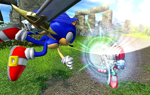 Image for New Screens for Sonic