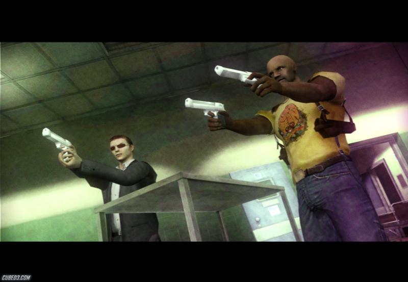 Screenshot for The House of the Dead: Overkill on Wii- on Nintendo Wii U, 3DS games review