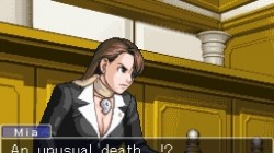 Screenshot for Phoenix Wright Ace Attorney: Trials & Tribulations - click to e