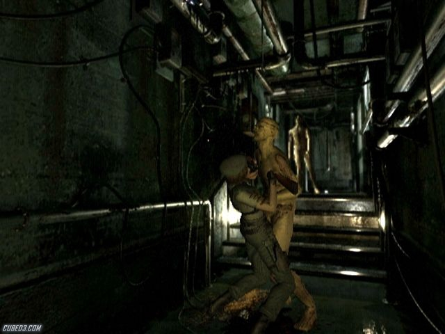 Screenshot for Resident Evil Archives: Resident Evil on Wii- on Nintendo Wii U, 3DS games review