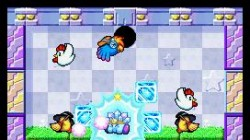Screenshot for Kirby Super Star Ultra - click to enlarge