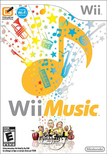 Image for Wii Music Retail Boxart?