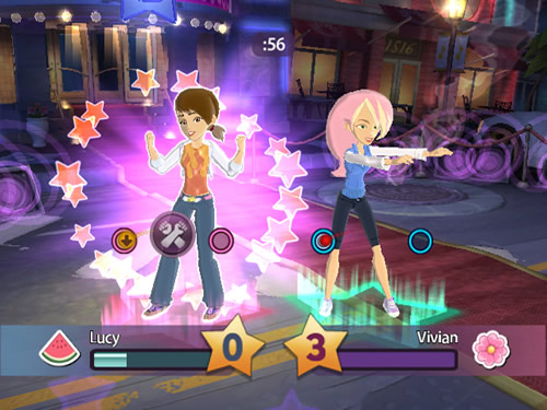 Screenshot for Boogie Superstar on Wii