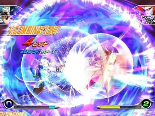 Image for Tatsunoko vs Capcom Scrap Coming to Wii (Update - New Screens)