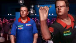 Screenshot for PDC World Championship Darts 2009 - click to enlarge