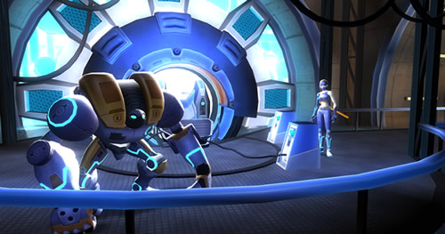 Image for Spyborgs Wii - Debut Footage, Screens