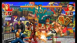Screenshot for The King of Fighters Collection: The Orochi Saga - click to enlarge