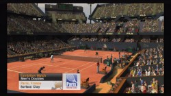 Screenshot for Virtua Tennis 2009 (Hands-On) - click to enlarge