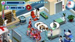 Screenshot for Hysteria Hospital: Emergency Ward - click to enlarge