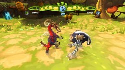 Screenshot for Spore Hero - click to enlarge