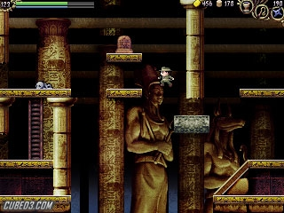 Screenshot for La-Mulana on WiiWare - on Nintendo Wii U, 3DS games review