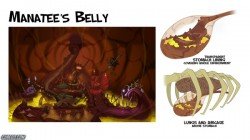 Screenshot for Tales of Monkey Island Chapter 3: Lair of the Leviathan - click to enlarge