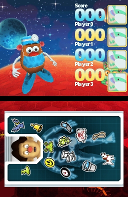 Screenshot For Hasbro Family Game Night On Nintendo DS