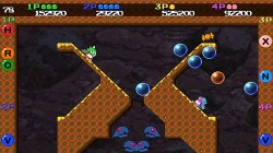 Screenshot for Bubble Bobble Plus! - click to enlarge