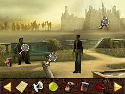 Screenshot for Secret Files 2: Puritas Cordis on Nintendo DS - on Nintendo Wii U, 3DS games review
