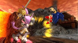 Screenshot for Sonic and the Black Knight - click