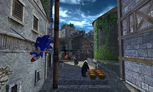 Image for Sonic and the Black Knight, More Screens, Video