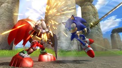 Screenshot for Sonic and the Black Knight - click to enlarge