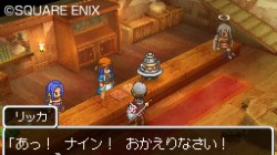 Screenshot for Dragon Quest IX: Sentinels of the Starry Skies - click to enlarge
