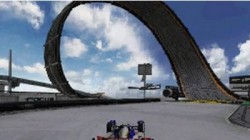 Screenshot for TrackMania DS - click to enlarge