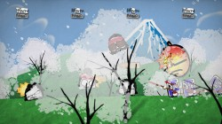 Screenshot for Eduardo the Samurai Toaster - click to enlarge