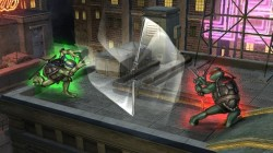 Screenshot for Teenage Mutant Ninja Turtles: Smash Up - click to enlarge