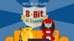 Screenshot for Strong Bad Episode 5: 8-Bit is Enough - click to enlarge
