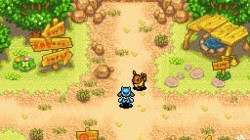 Screenshot for Pokémon Mystery Dungeon: Explorers of Sky - click to enlarge