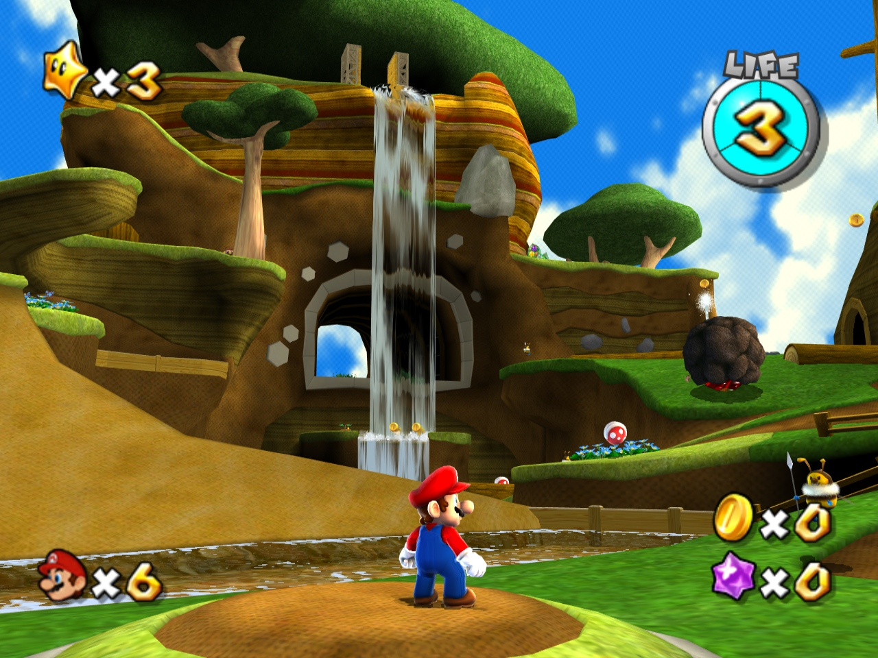 News: Super Mario Galaxy Goes HD Page 1 - Cubed3
