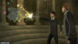 Screenshot for Harry Potter and the Half-Blood Prince - click to enlarge